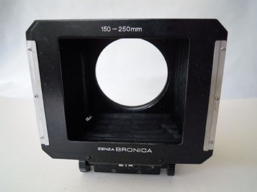 BRONICA ETRS PRO LENS HOOD150-250MM BELLOWS